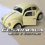 Cesar Mala Minis e Custom