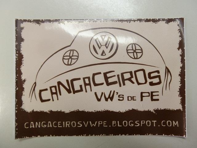 Cangaceiros VW PE | Crie seu Carro