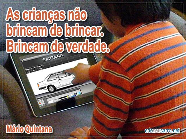 Dia das Crianças | Crie seu Carro