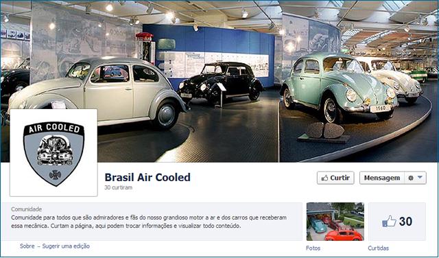 Brasil Air Cooled | Crie seu Carro