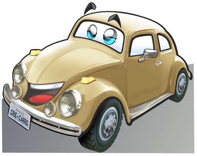 Mascote Crie seu Carro
