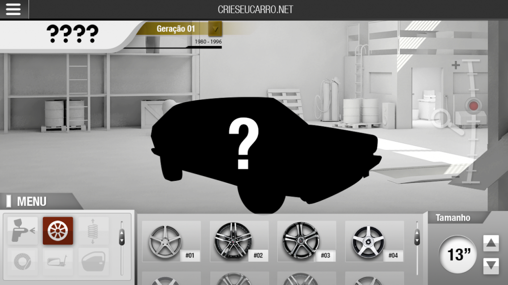 Crie Seu Carro 3d Vai Dar Certo Crie Seu Carro