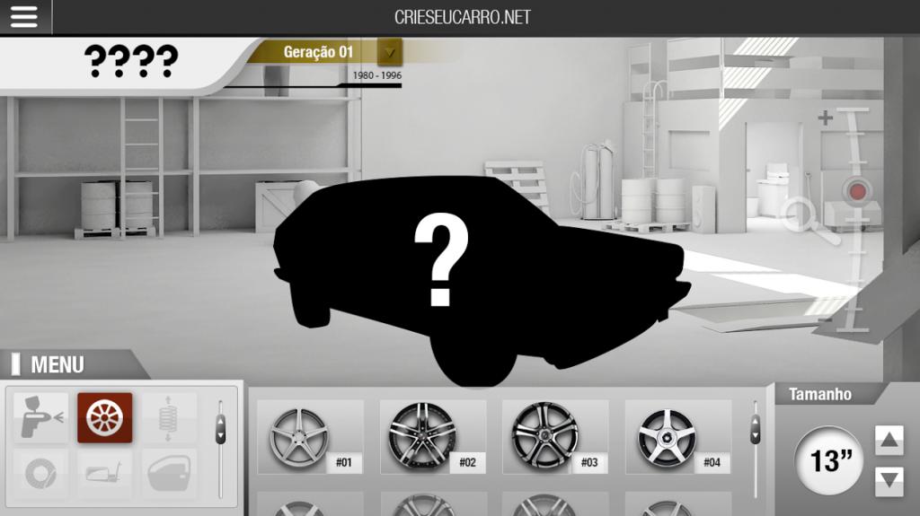 Crie seu Carro 3D