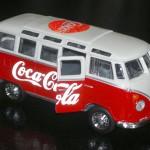 Kombi Coca Cola | Crie seu Carro