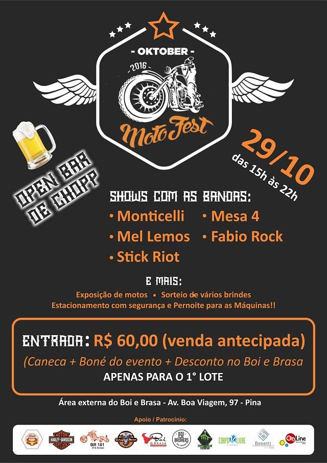 Oktober Motofest 2016